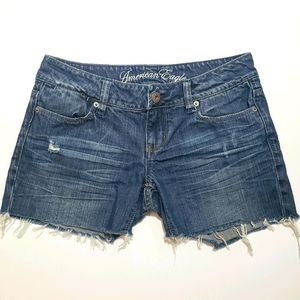 American Eagle Outfitters Cutoff Jean Shorts